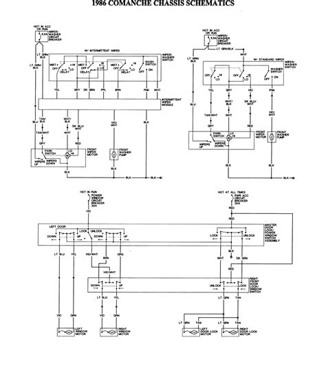 Index Wiring Diagrams Jeep