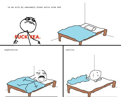 the bed comic rage comic the bed by brassia on deviantart