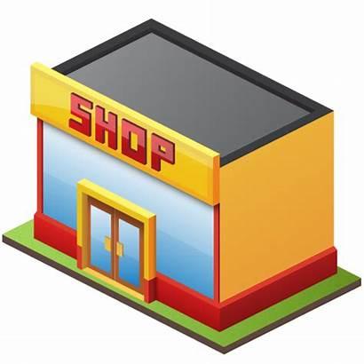 Icon Retail Icons Iconarchive Warehouse Aha Soft