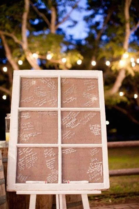 Crazy Cool Wedding Guest Book Ideas That You Will Love