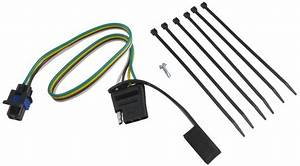 2014 Cadillac Srx Custom Fit Vehicle Wiring