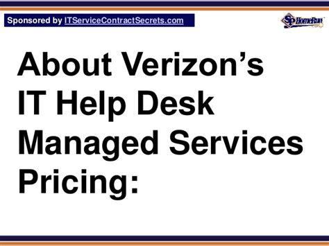verizon help desk your computer repair price list should consider squad