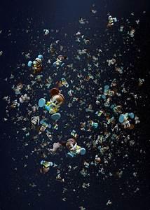 Mandy Barker – Japan Tsunami photo collage