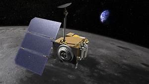 Space Images | Lunar Reconnaissance Orbiter (Artist's Concept)