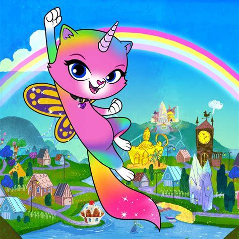 Rainbow Butterfly Unicorn Kitty Nickelodeon Surprises