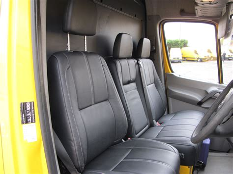 Mercedes Sprinter Seat Covers Velcromag
