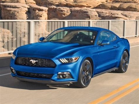 mustang car coolest kelley blue book s 10 coolest 2017 cars 25 000