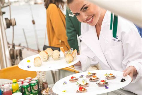 yacht catering   meal menu private chef