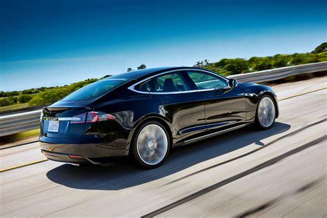 Test Drive Tesla Model S 85