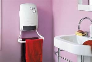 seche serviette electrique soufflant atlantic ulysse With porte d entrée alu avec radiateur radiant soufflant salle de bain