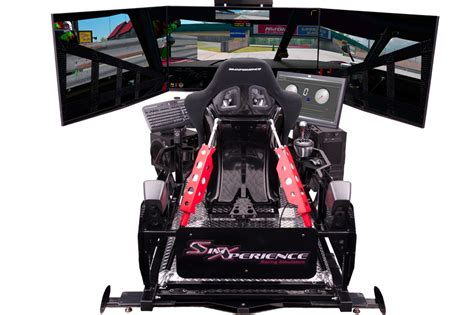 Stage 5 Full Motion Vr Racing Simulator