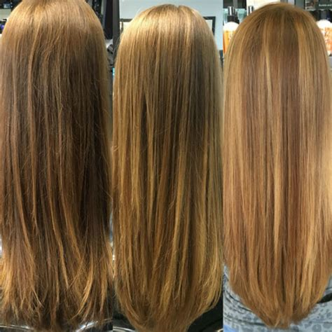 difference  balayage ombre