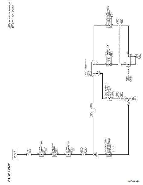 Nissan Sentra Service Manual Wiring Diagram Exterior