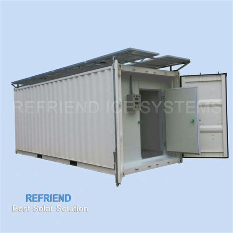 container chambre froide solaire puissance 20 39 container chambre froide container