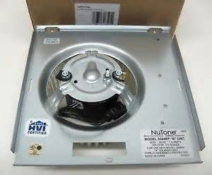 nutone broan s97017705 fan motor blower wheel assembly