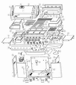 Napoleon M485rb Parts List And Diagram   Ereplacementparts Com