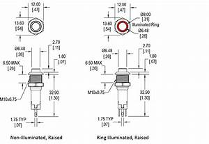 Illuminated Push Button Switch Wiring Diagram