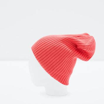 Letter Ribbed Beanie ribbed beanie hat from zara stories