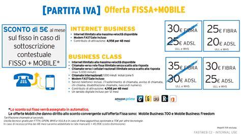 fastweb mobile business fb telecomunicazioni broker telefonico notizie dal settore