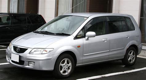 File:1999-2000 Mazda Premacy.jpg - Wikimedia Commons
