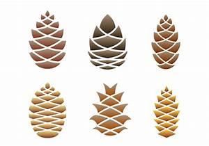 Pine Cones Logo Vector - Download Free Vector Art, Stock ...
