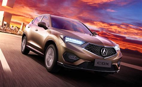 2020 Acura CDX : 2020 Acura Cdx Review, Price And Release Date Rumor