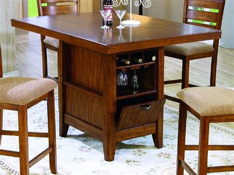 Kitchen Table Bar Height by Drop Leaf Dining Room Table Sets Narrow Bar Height Kitchen