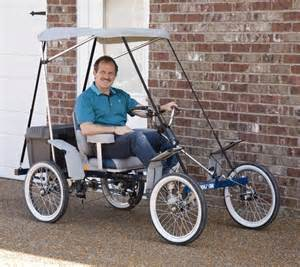 Seniors Three Wheel Bike