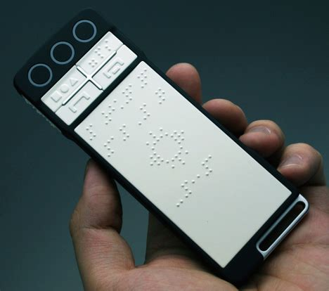 cell phone for blind 12 ingenious gadgets technologies designed for the blind