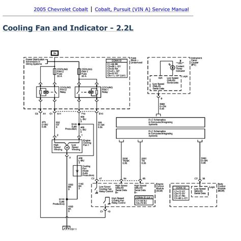cobalt wiring diagram wiring diagram and schematics