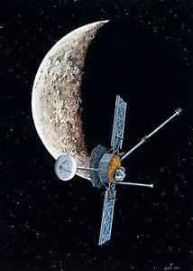 Mariner 10 at Mercury | Flickr - Photo Sharing!