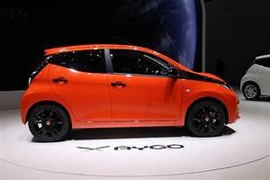 Toyota Aygo Prix Neuf : les prix de la nouvelle toyota aygo ~ Gottalentnigeria.com Avis de Voitures