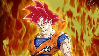 Goku Saiyan God Super Wallpapers Iphone Resolution