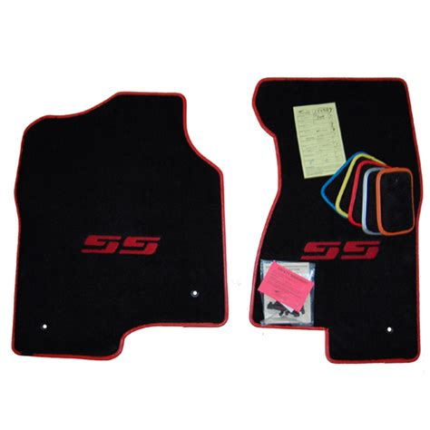 Chevy Impala Ss Floor Mats by Chevrolet Silverado Ss Floor Mats Custom Made