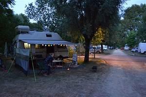 Camping Le Sabot Azay Le Rideau Loire Camper Van Man