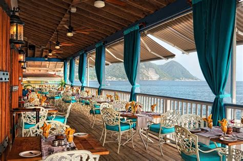 fort young hotel holiday accommodation  dominica