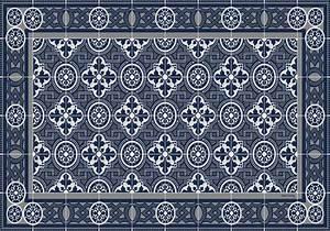 Set De Table Carreau De Ciment : set de table carreaux de ciment bertille ~ Teatrodelosmanantiales.com Idées de Décoration