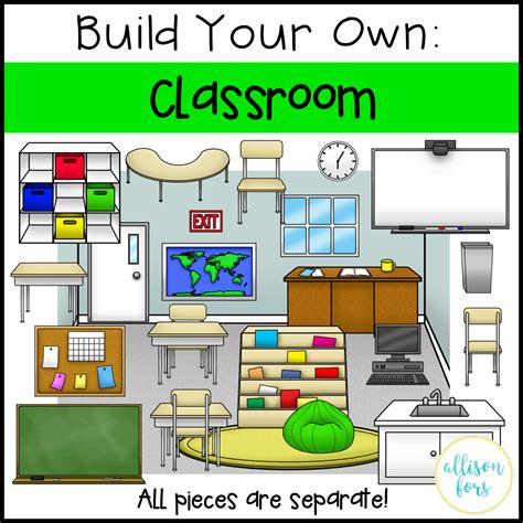 classroom cubby clipart build your own classroom clip allison fors