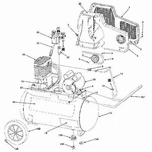 Coleman Powermate Airpressor Wiring Diagram