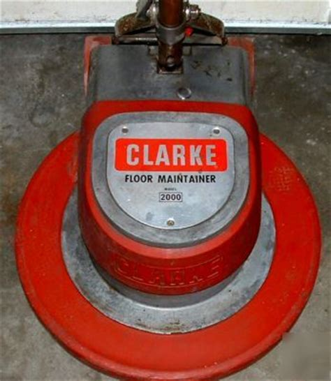 Clarke Floor Maintainer 2000 by Ultra Heavy Duty Power Ultra Wiring Diagram And Circuit