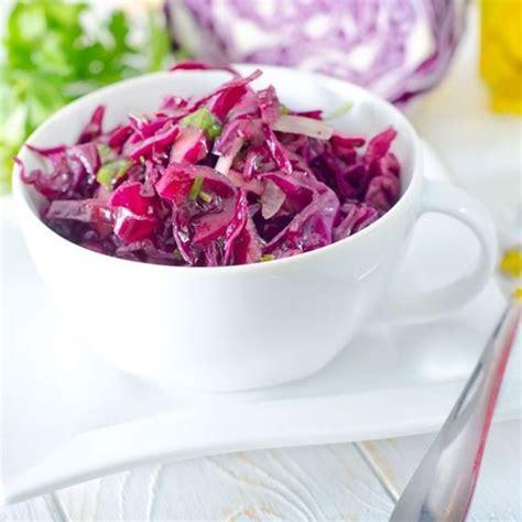cuisine salade recette salade de chou