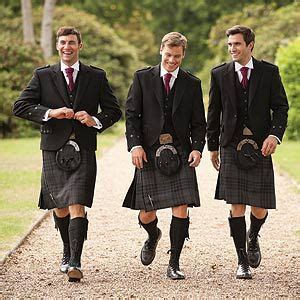 Scot The Highland Grooms by Folkcostume Embroidery Scottish Highland Attire