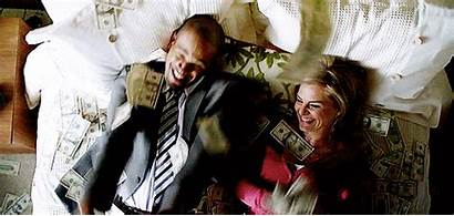 Money Lots Cash Gifs Lot Animated Happy