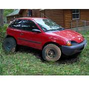 Project EcoMudder Geo Metro Mud Machine/ Bug Out