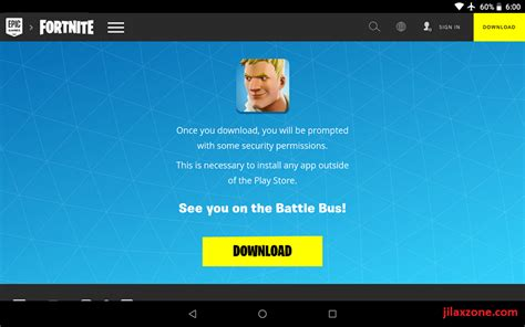 fortnite beta is now live for android here s how you can play it official link