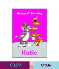 tom  jerry birthday cards images anniversary