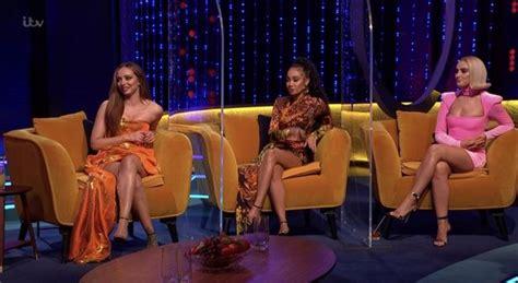 Little Mix fans miss Jesy Nelson as Jonathan Ross gives ...