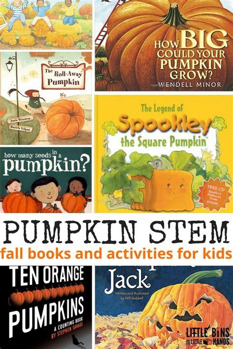 pumpkin book stem activities for pumpkin science and stem 523 | Pumpkin Science and STEM book activities 2
