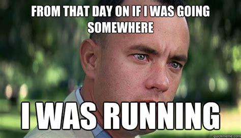 Run Forrest Run Meme - forrest gump quotes about running quotesgram