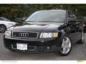Audi A4 2003 : 2003 brilliant black audi a4 3 0 quattro sedan 19762872 car color galleries ~ Medecine-chirurgie-esthetiques.com Avis de Voitures
